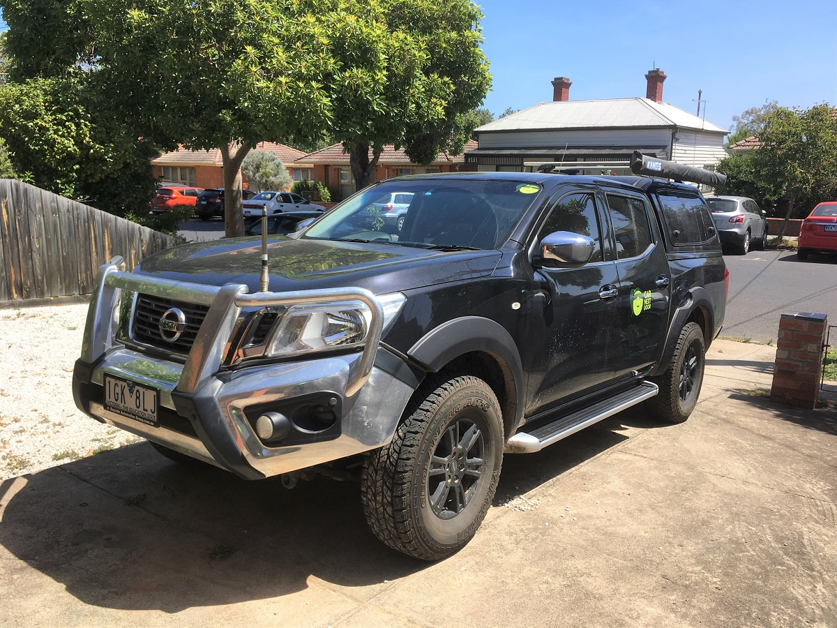 Picture of Michael's 2016 Nissan Navara