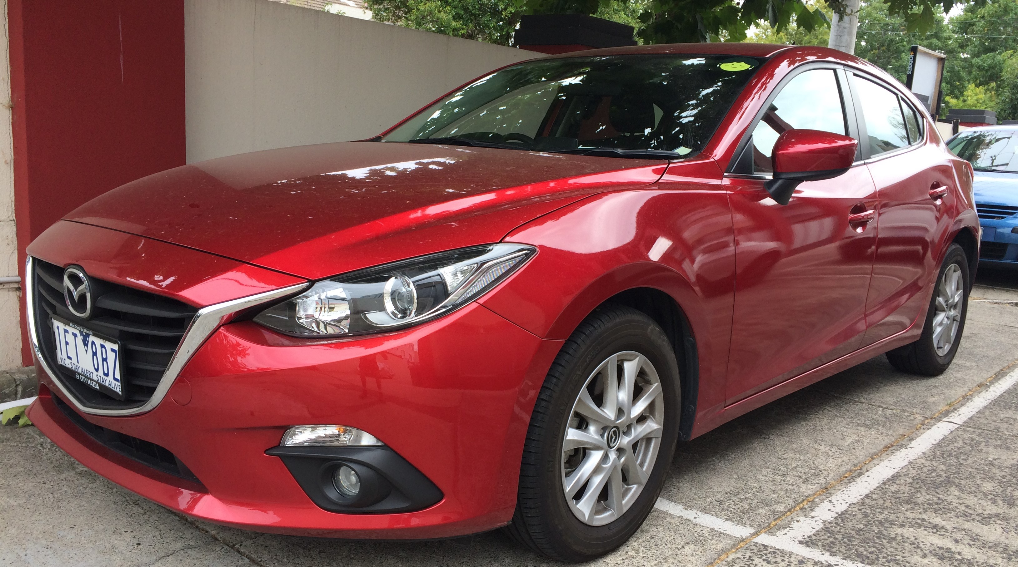 Picture of Mona's 2015 Mazda 3