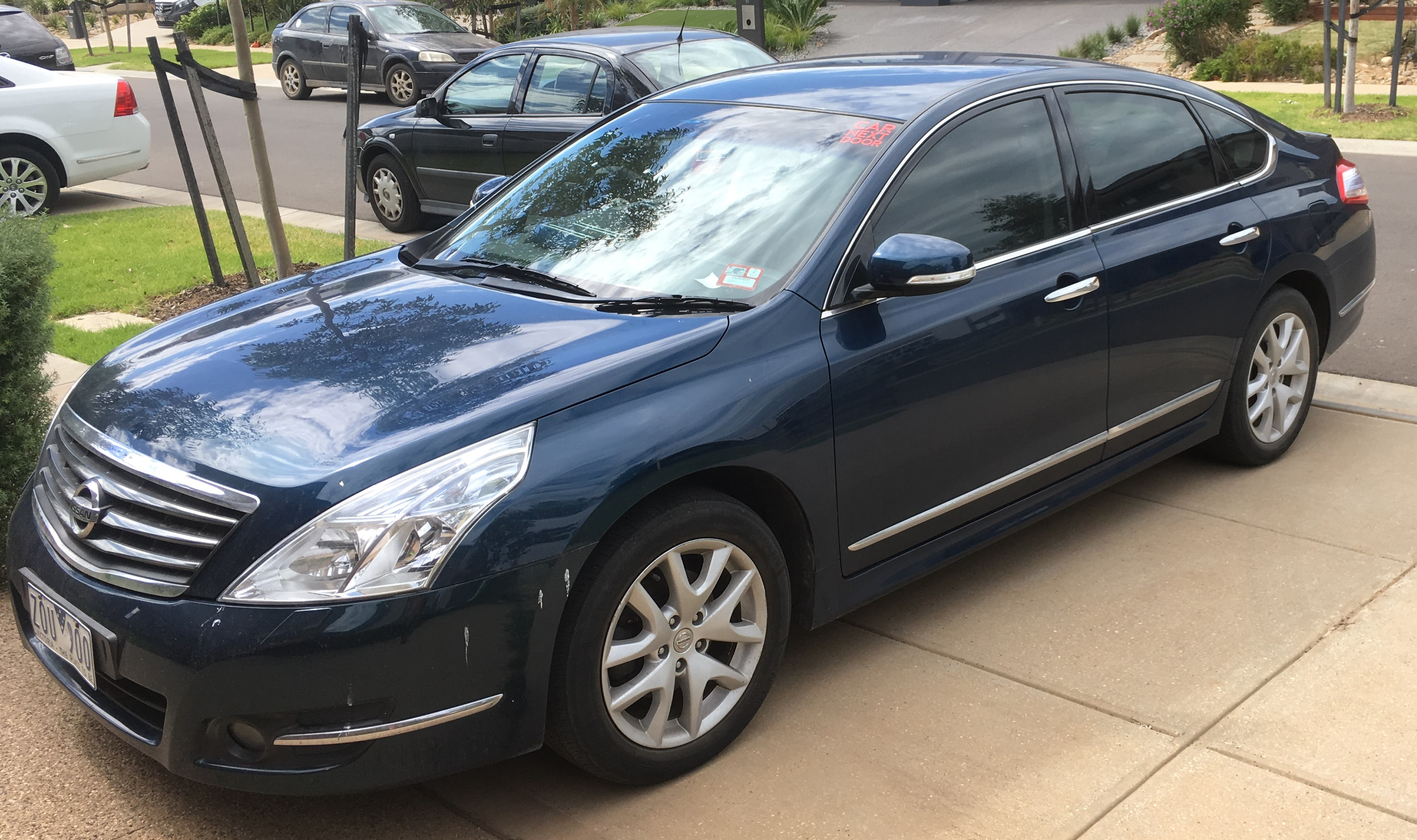 Picture of Rajat's 2012 Nissan maxima sts