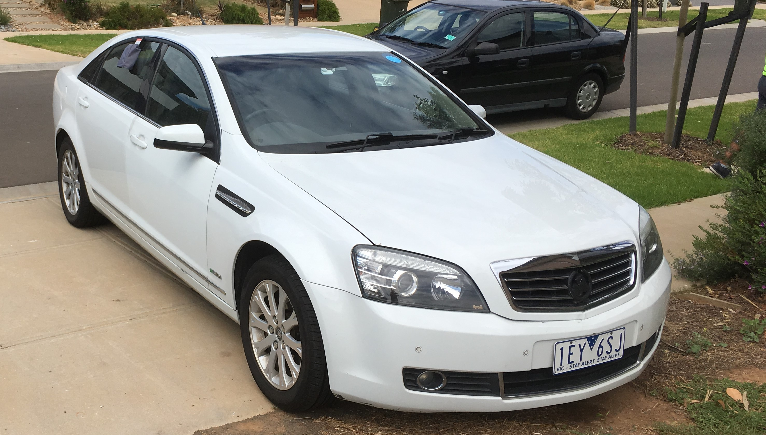 Picture of Rajat's 2009 Holden Statesman