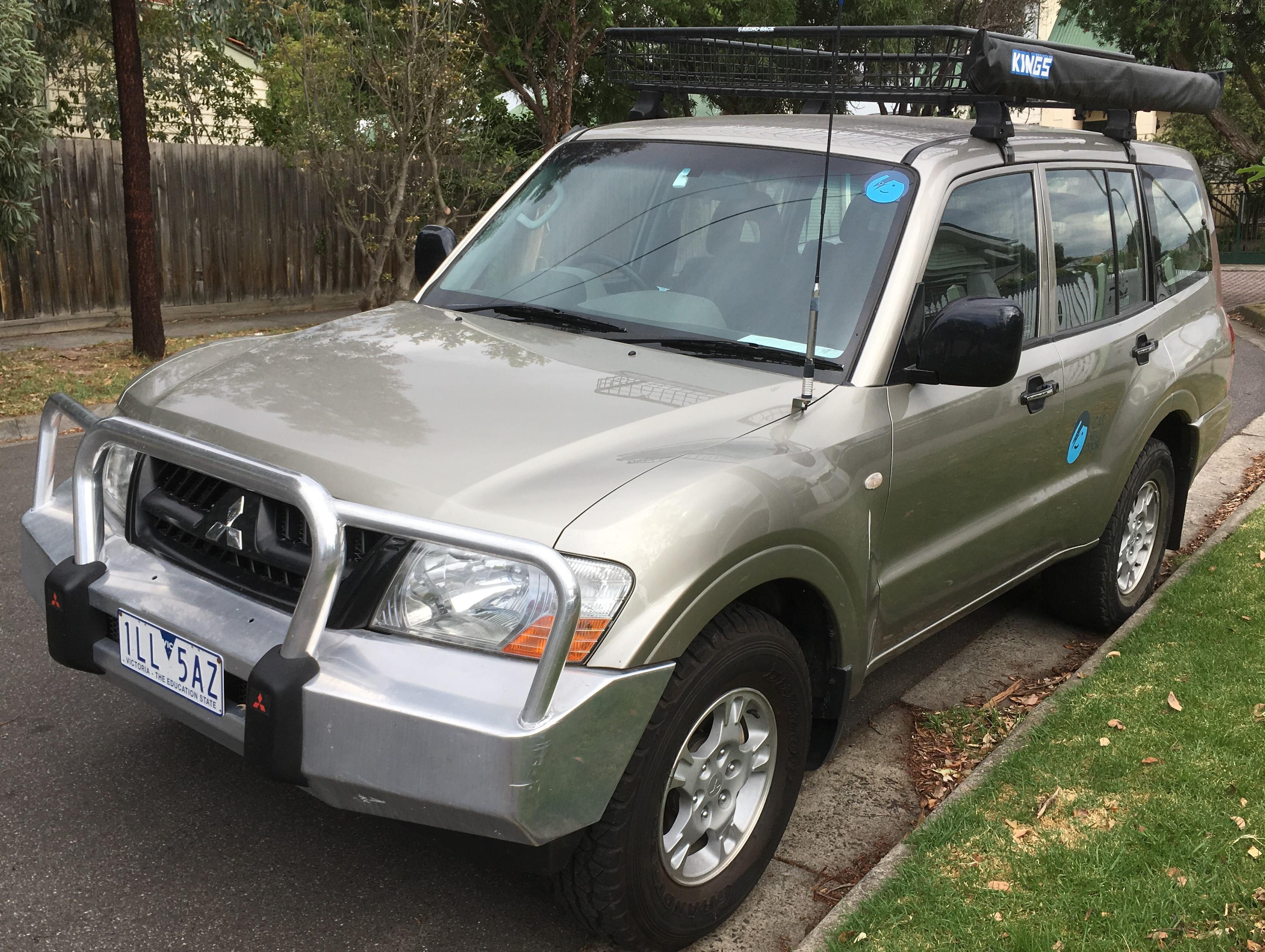 Picture of Kirsten's 2006 Mitsubishi Pajero