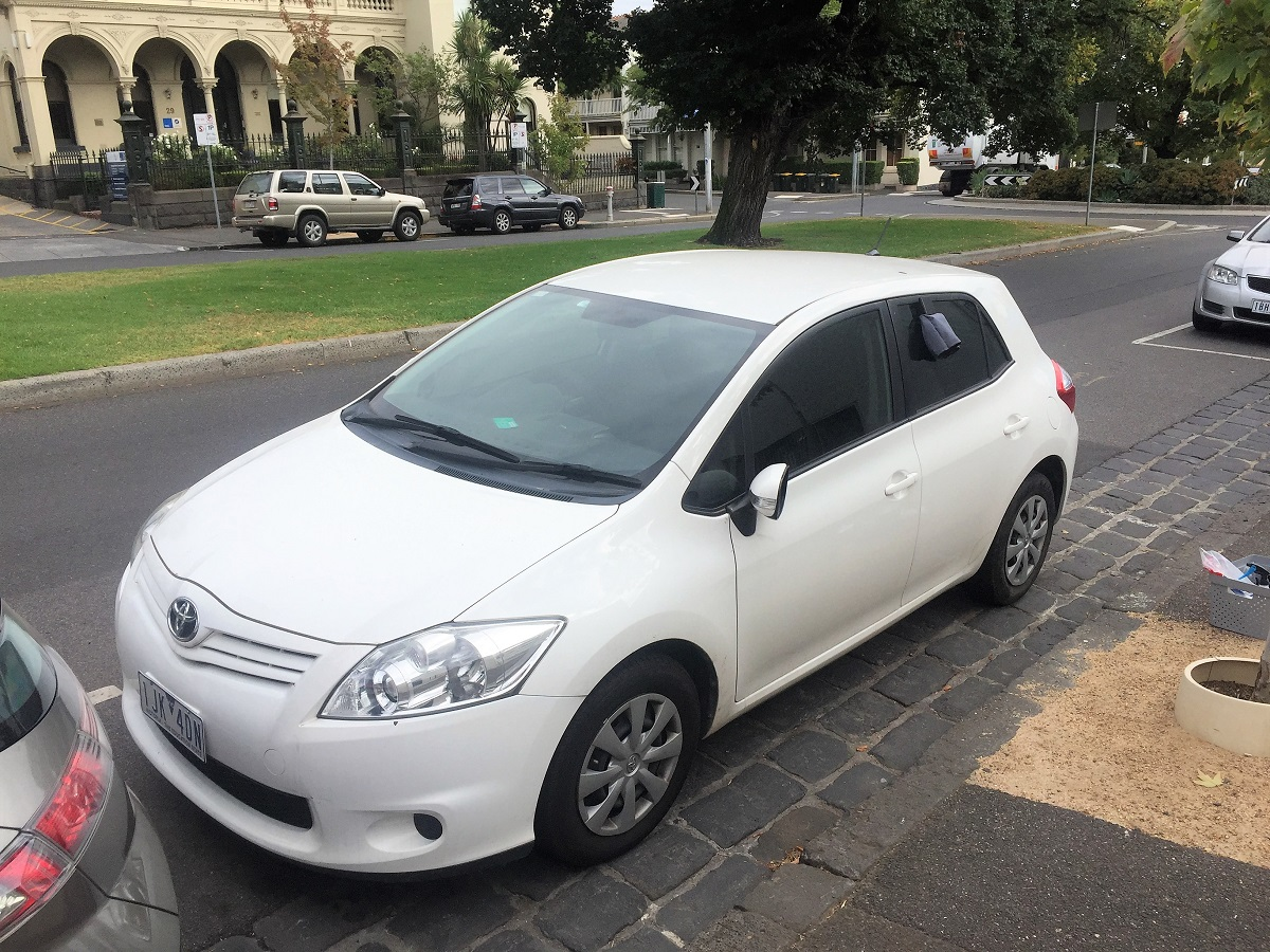 Picture of James' 2010 Toyota Corolla HBack