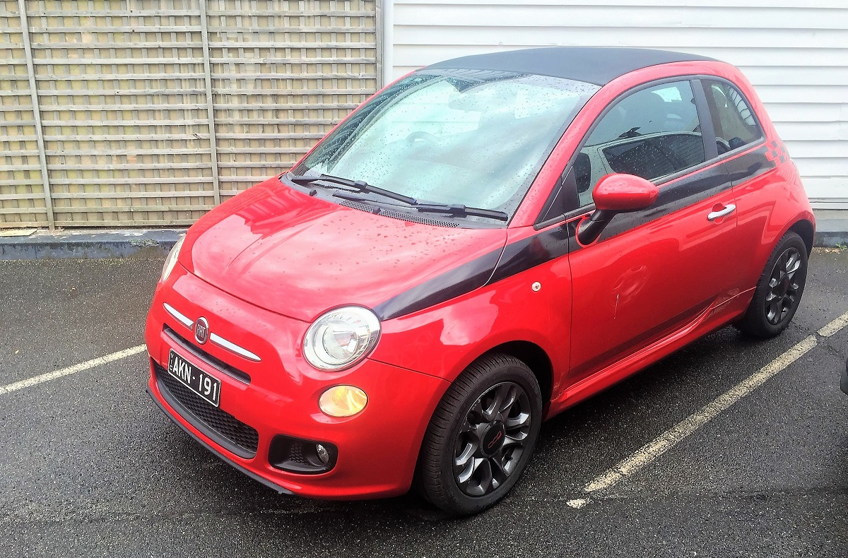 Picture of Digvijay's 2014 FIAT 500 RDSTR