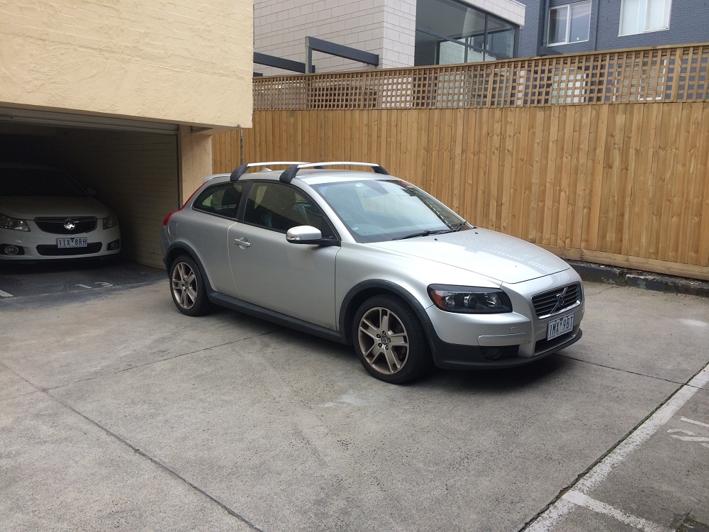 Picture of David's 2007 Volvo C30