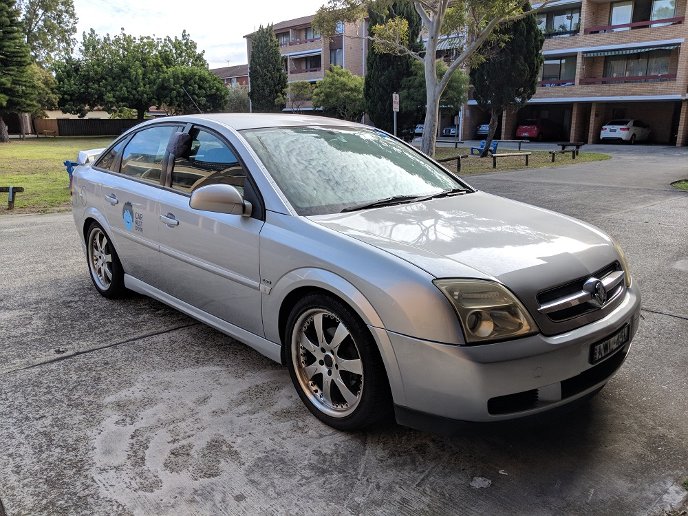 Picture of Abhijeet's 2004 Holden Vectra