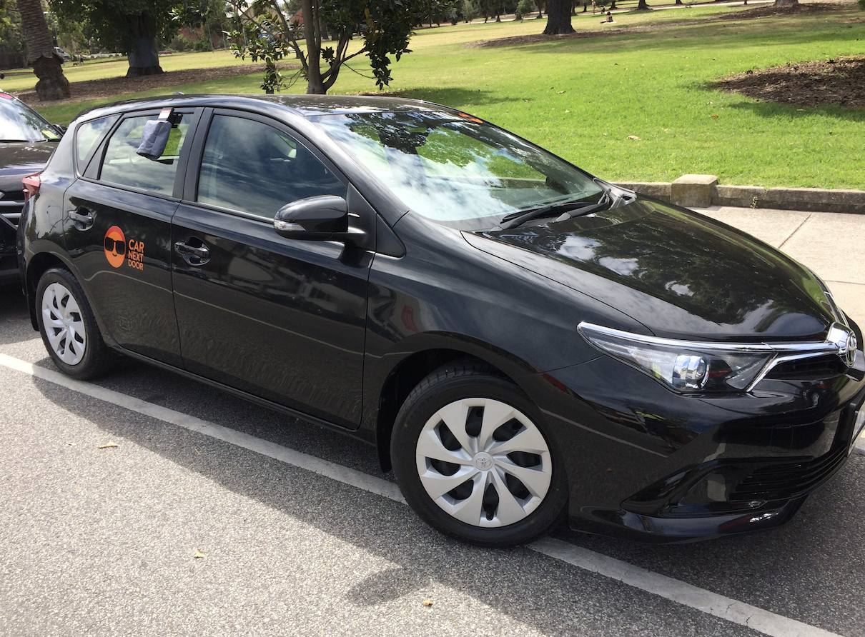 Picture of Trent's 2016 Toyota Corolla Ascent