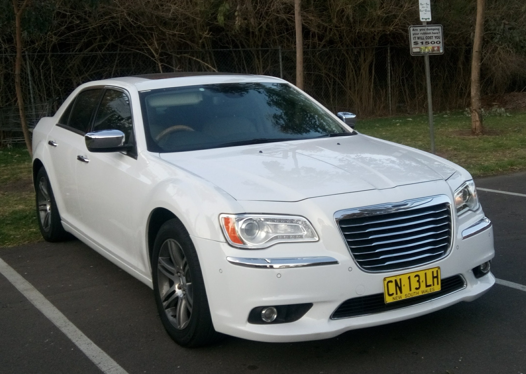 Picture of Tushar's 2013 Chrystler 300C Luxury