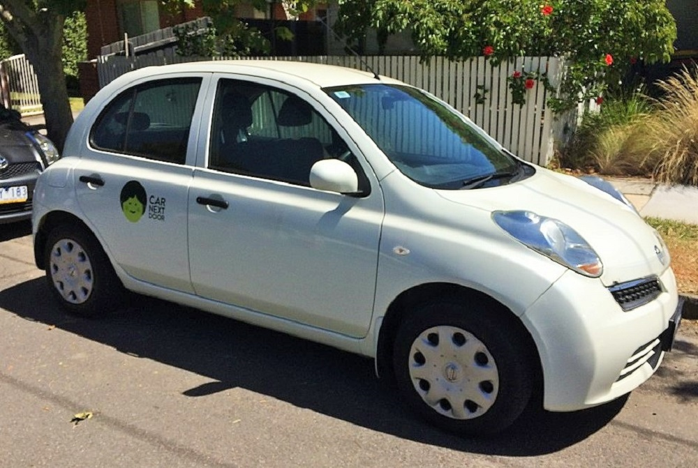 Picture of Sheana's 2010 Nissan Micra