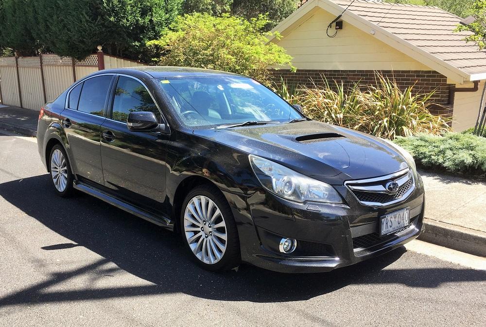 Picture of James' 2011 Subaru Liberty