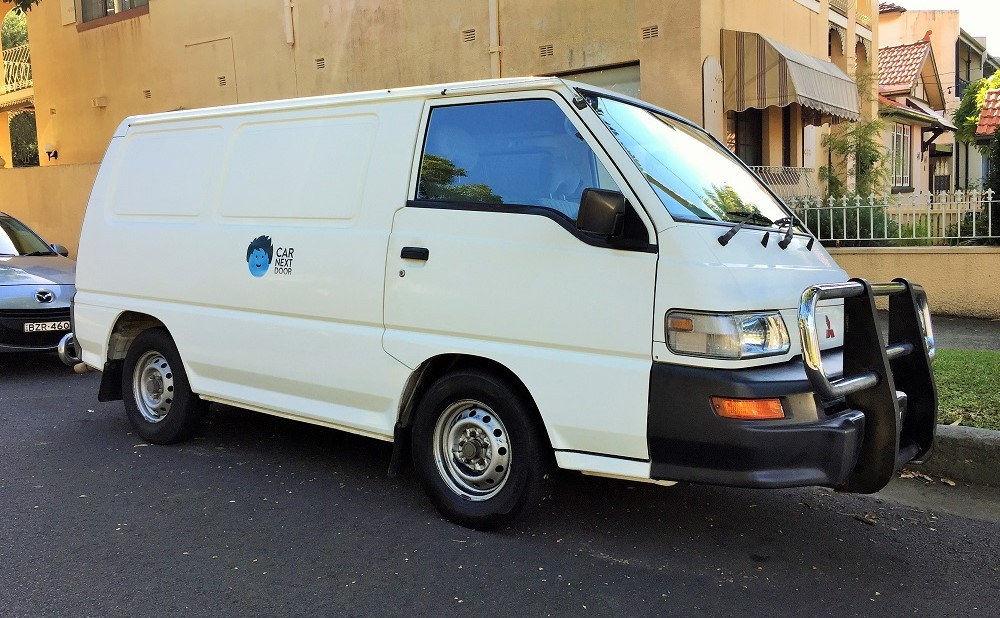 Picture of David's 2007 Mitsubishi Express