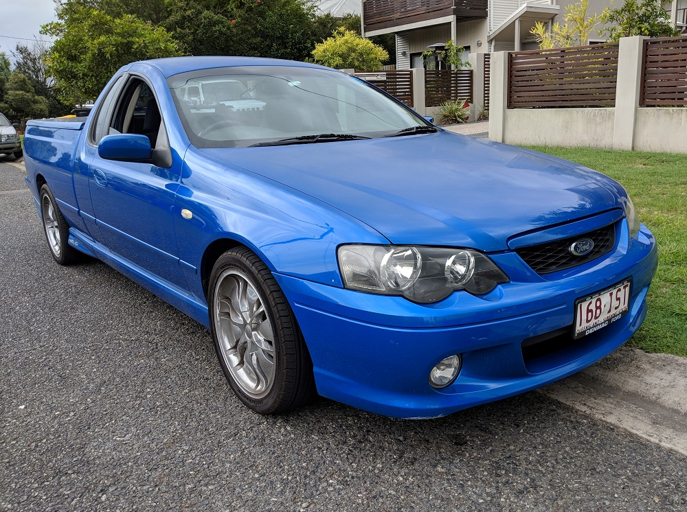 Picture of Andrew's 2004 Ford Falcon