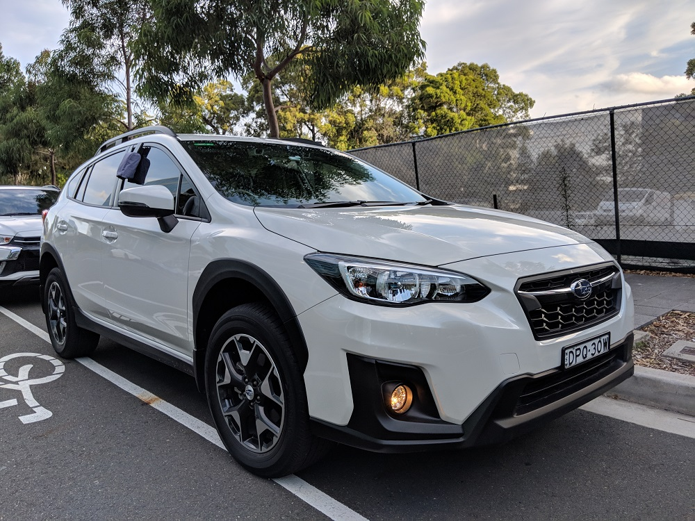 Picture of Justin's 2017 Subaru XV