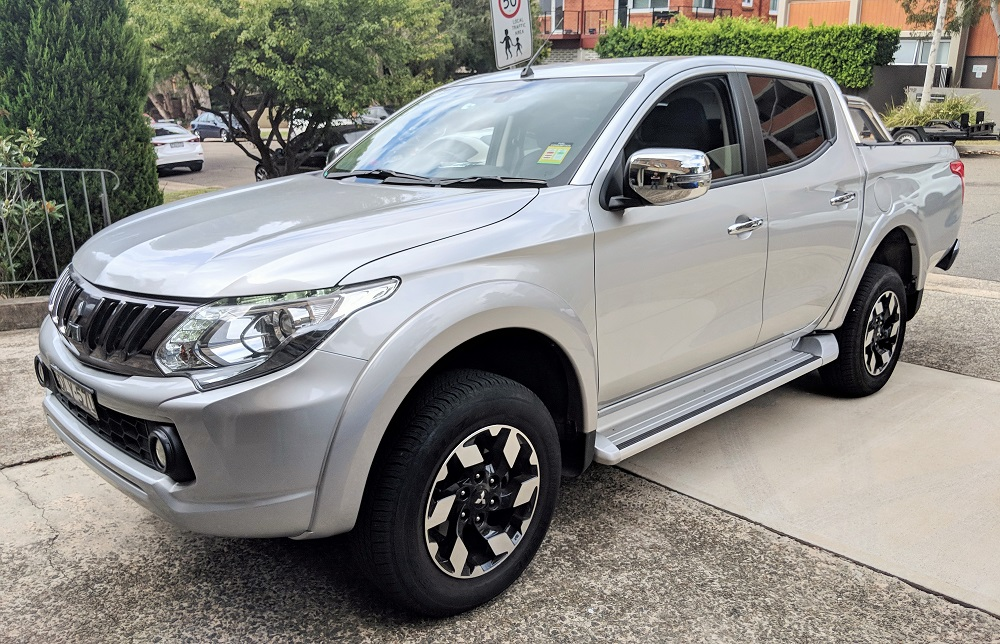 Picture of Rodrigo's 2016 Mitsubishi Triton