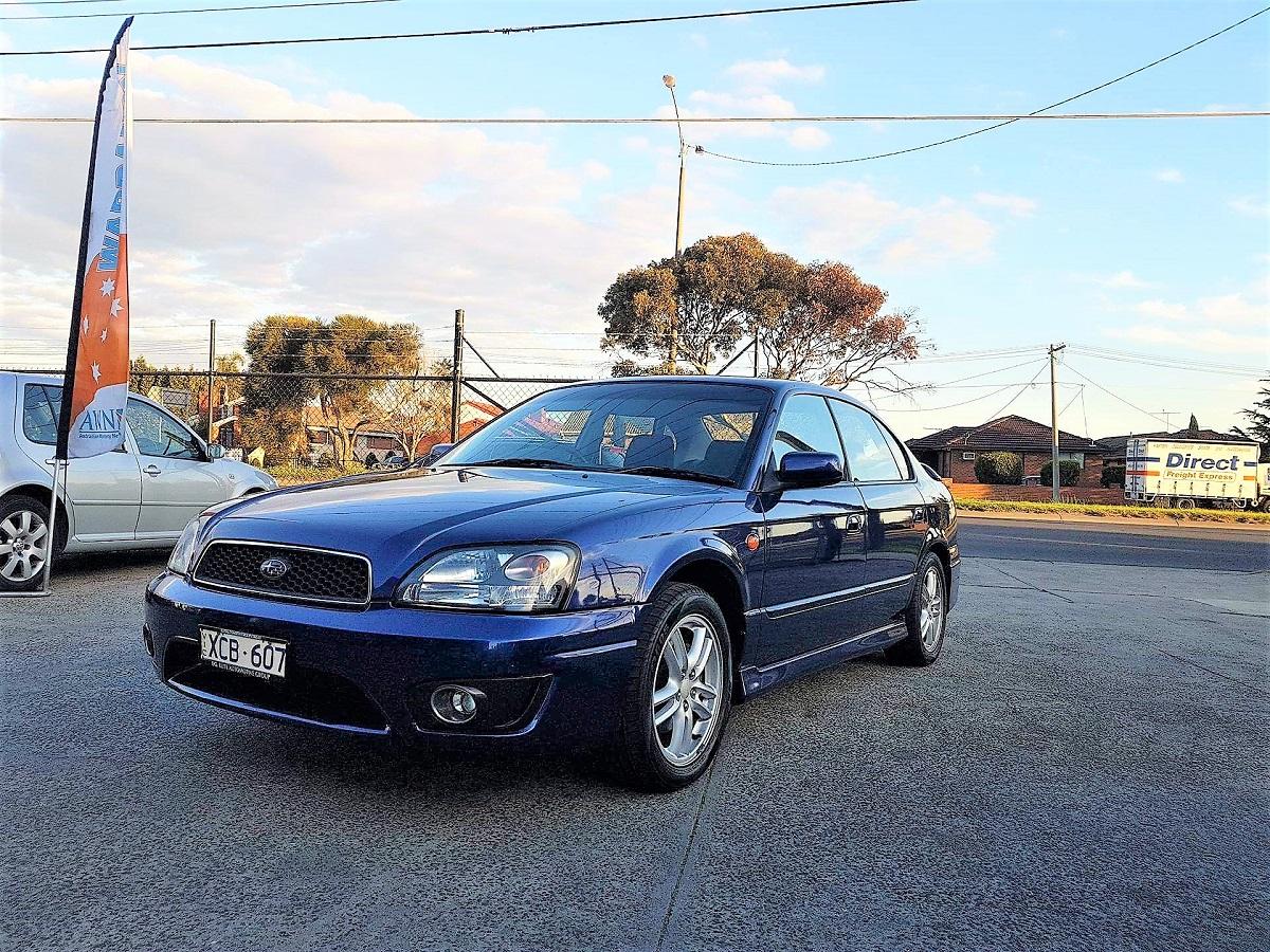 Picture of Callan's 2003 Subaru Liberty