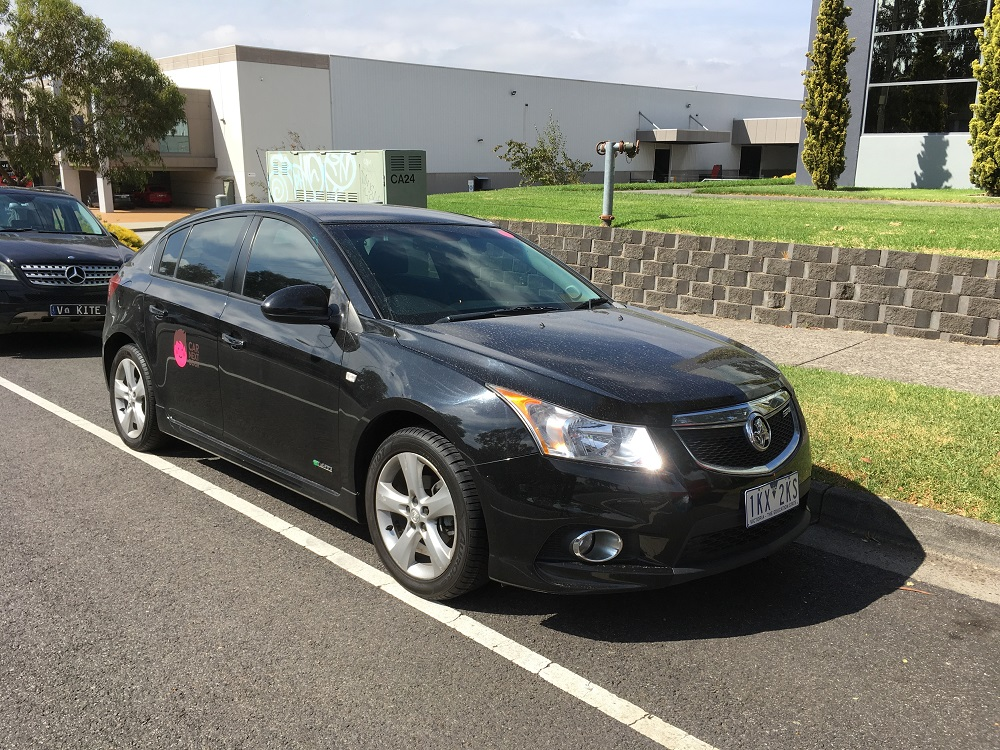 Picture of An's 2011 Holden Sedan