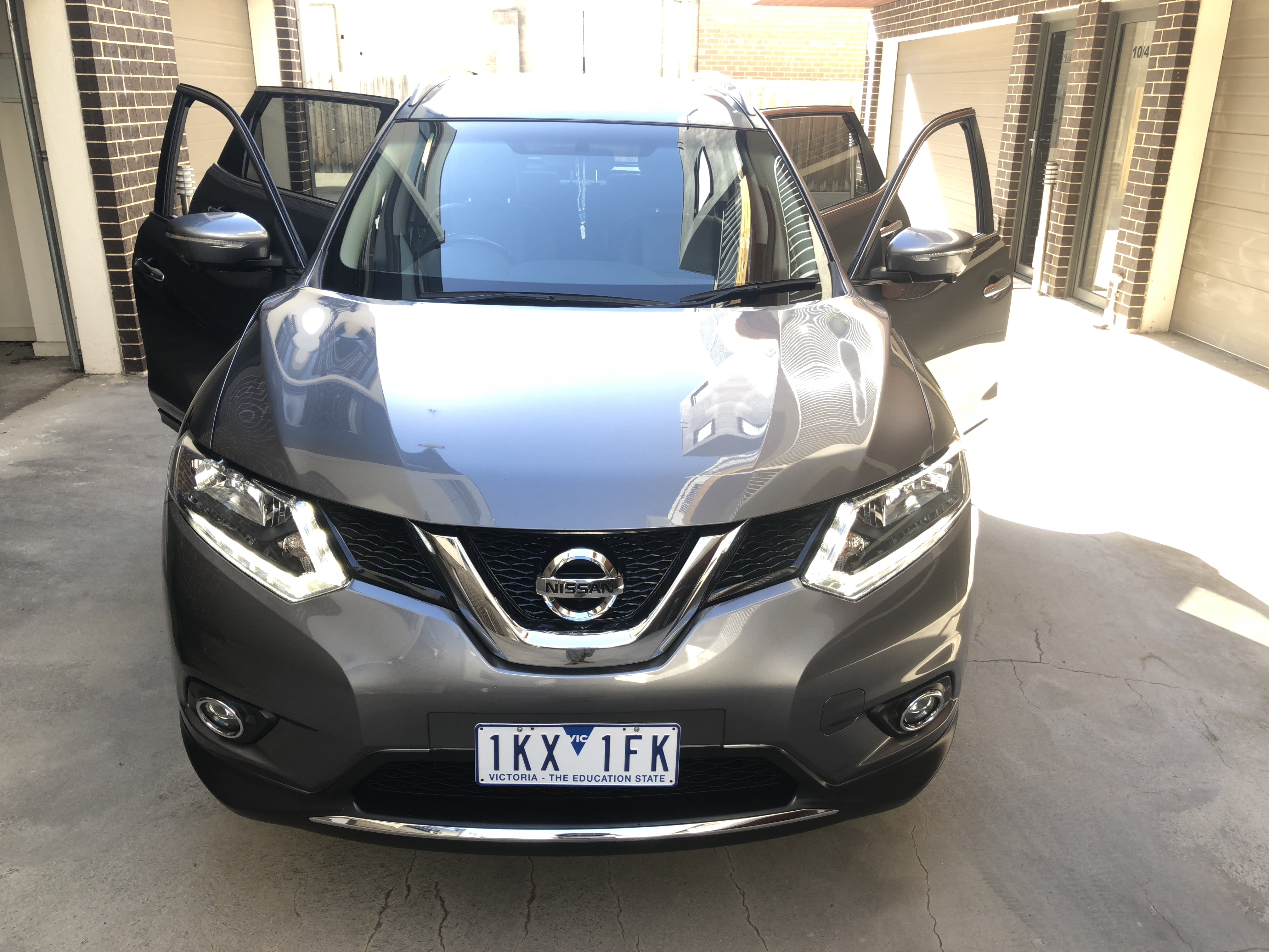Picture of Jean Roger Emmanuel's 2015 Nissan X trail