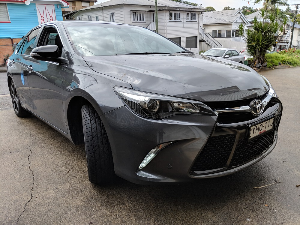 Picture of Fejiro's 2017 Toyota Camry