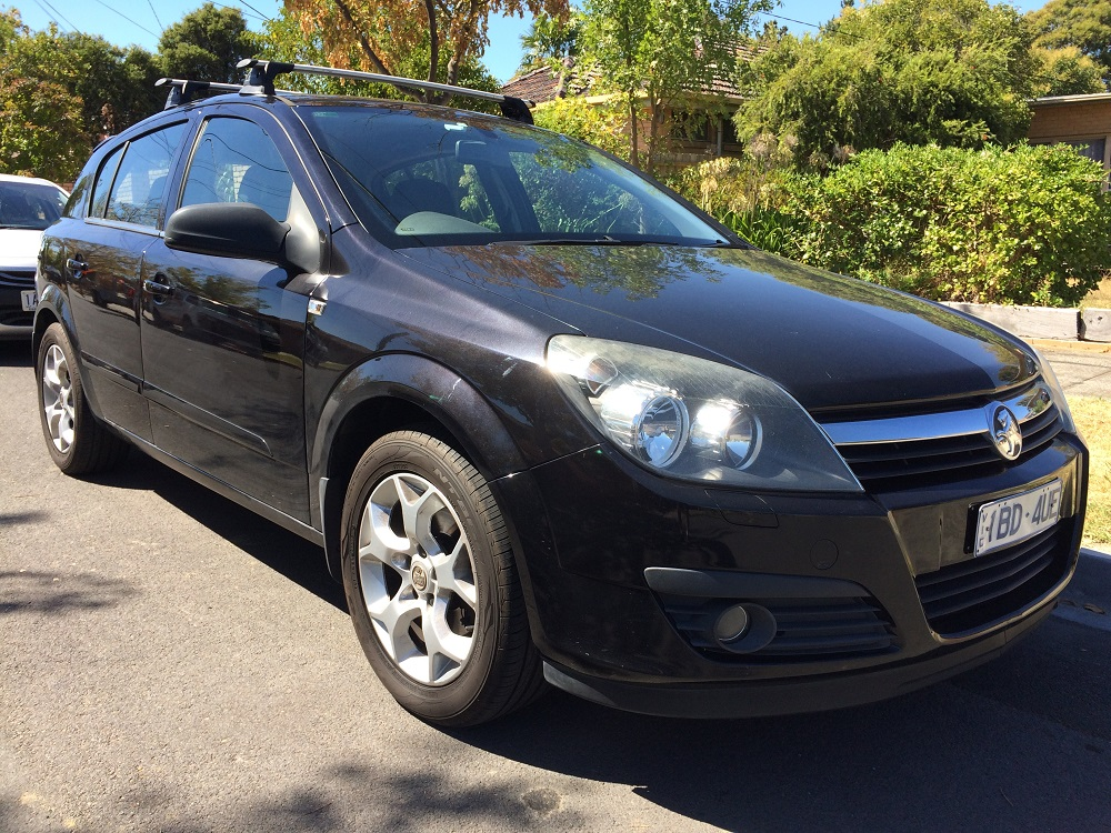 Picture of Jarren's 2007 Holden Astra CDX