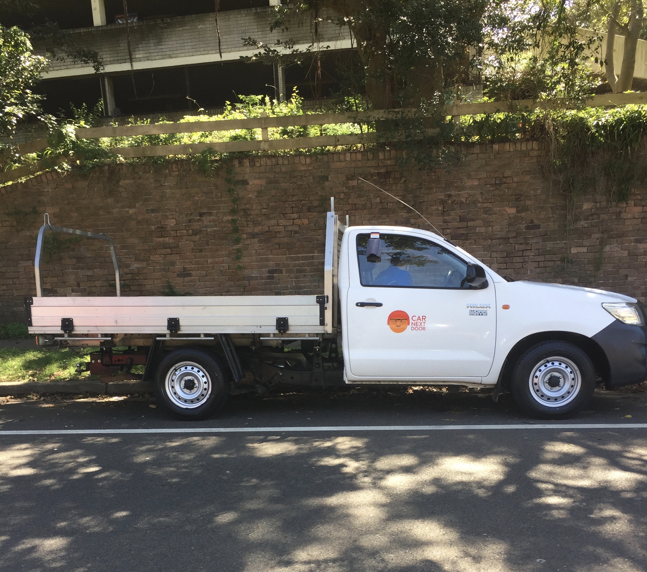 Picture of Martin's 2013 Toyota Hilux Workmate 4