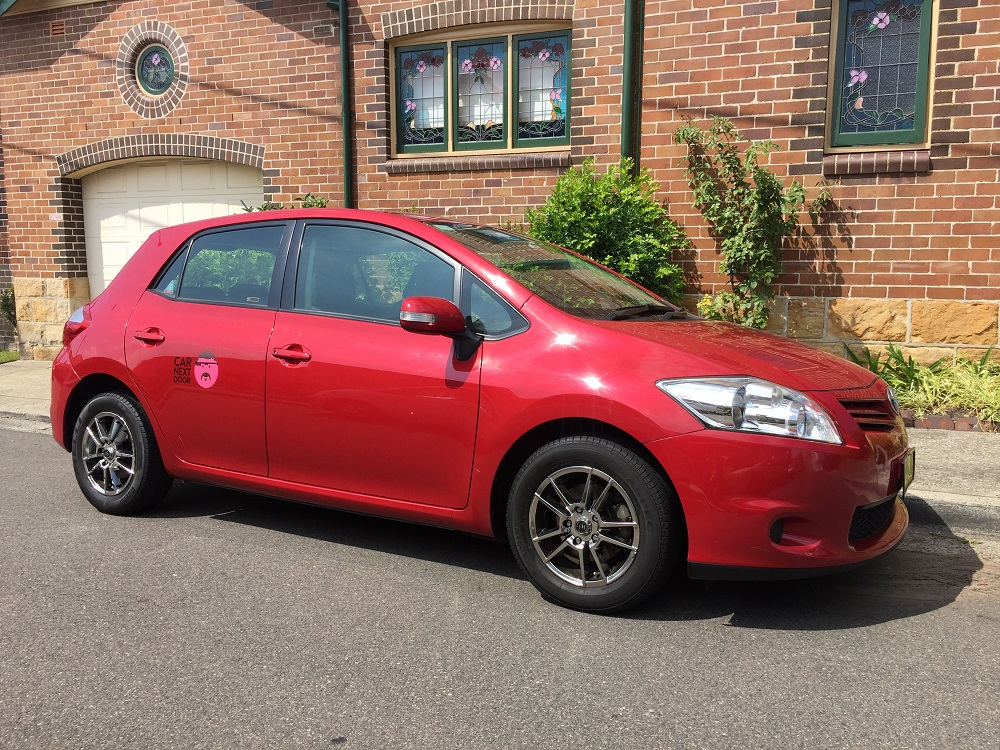 Picture of Ryan's 2010 Toyota Corolla Ascent Sport