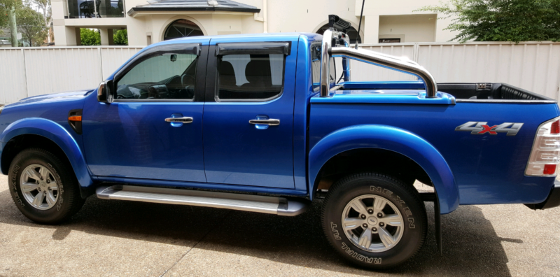Picture of Kevin's 2010 Ford Ranger