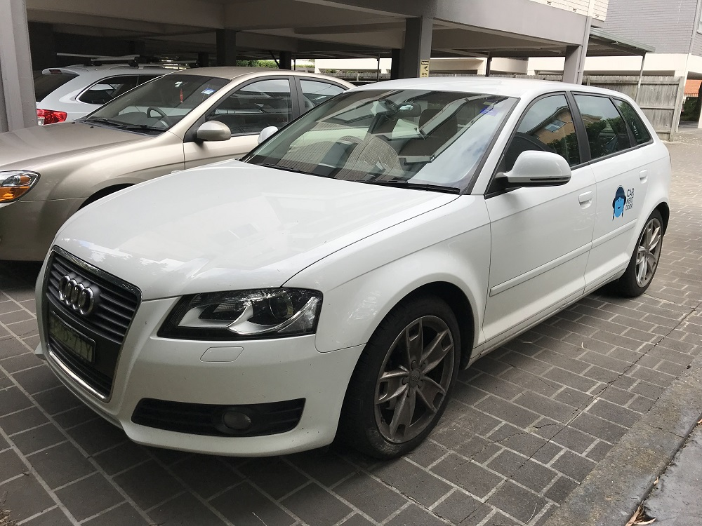 Picture of Lani's 2009 Audi A3