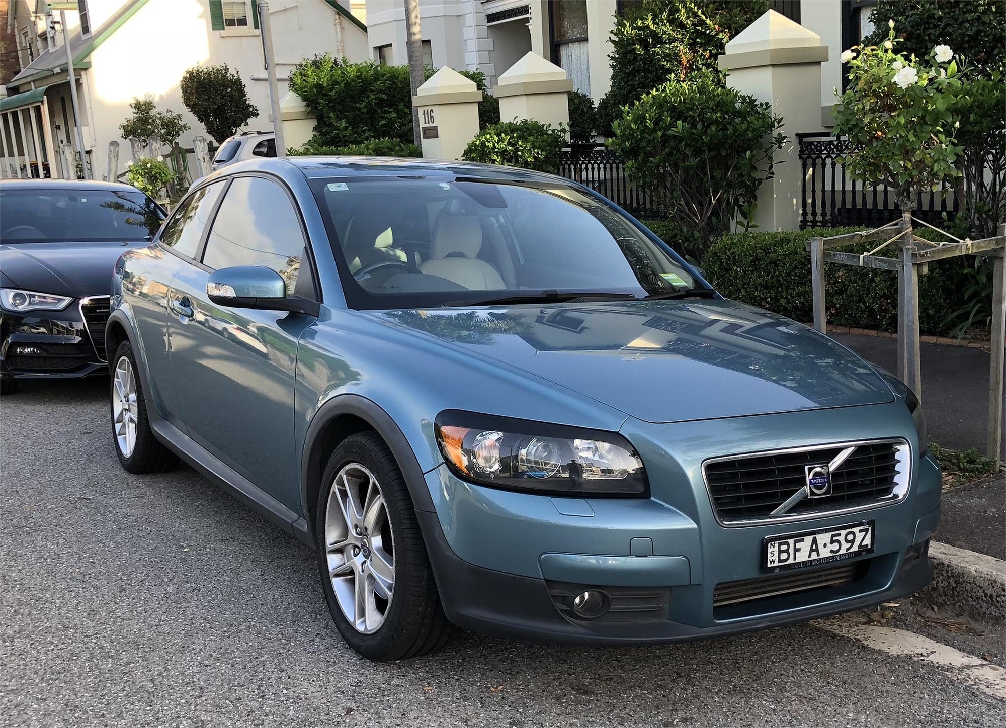 Picture of Benjamin's 2008 Volvo C30 T5