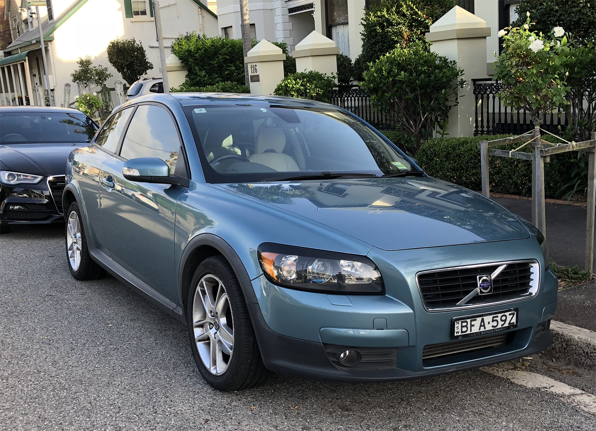 Picture of Benjamin's 2008 Volvo C30 T5
