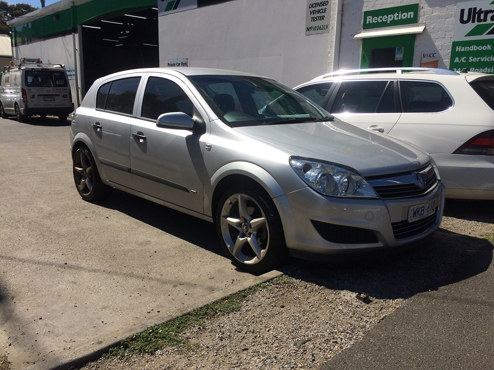 Picture of Arnold's 2008 Holden Astra