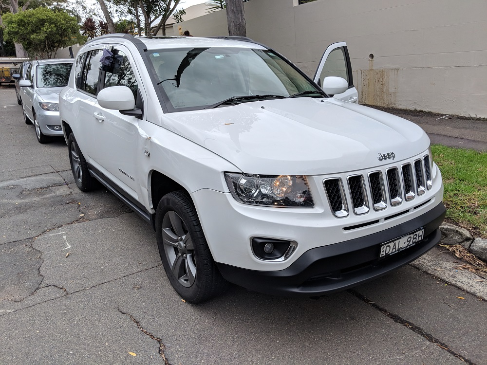 Picture of Connie's 2015 Jeep Compass