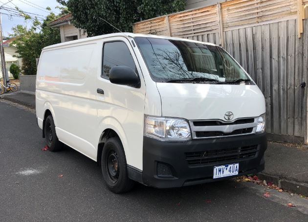 Picture of Rodwan's 2012 Toyota Hiace