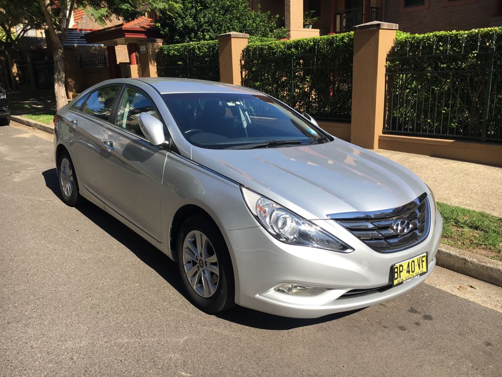 Picture of Vincent's 2012 Hyundai i45 Active 2.4l Auto
