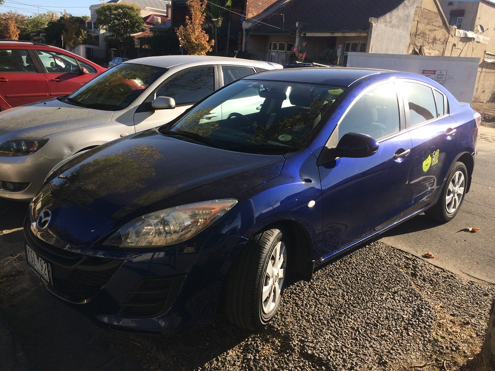 Picture of Geoffrey's 2011 Mazda 3