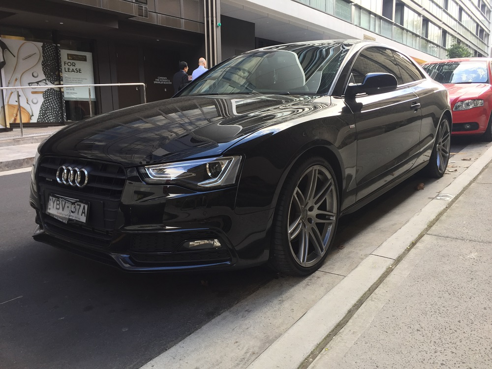 Picture of Gabrielle's 2015 Audi A5 Coupe