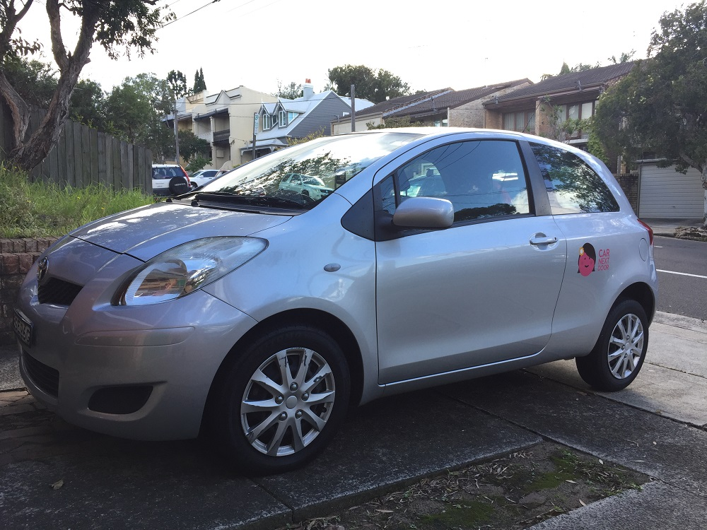 Picture of Miriam's 2009 Toyota Yaris