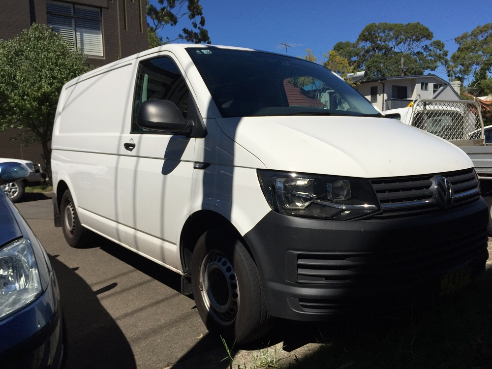 Picture of Paul's 2016 Volkswagen Transporter T6