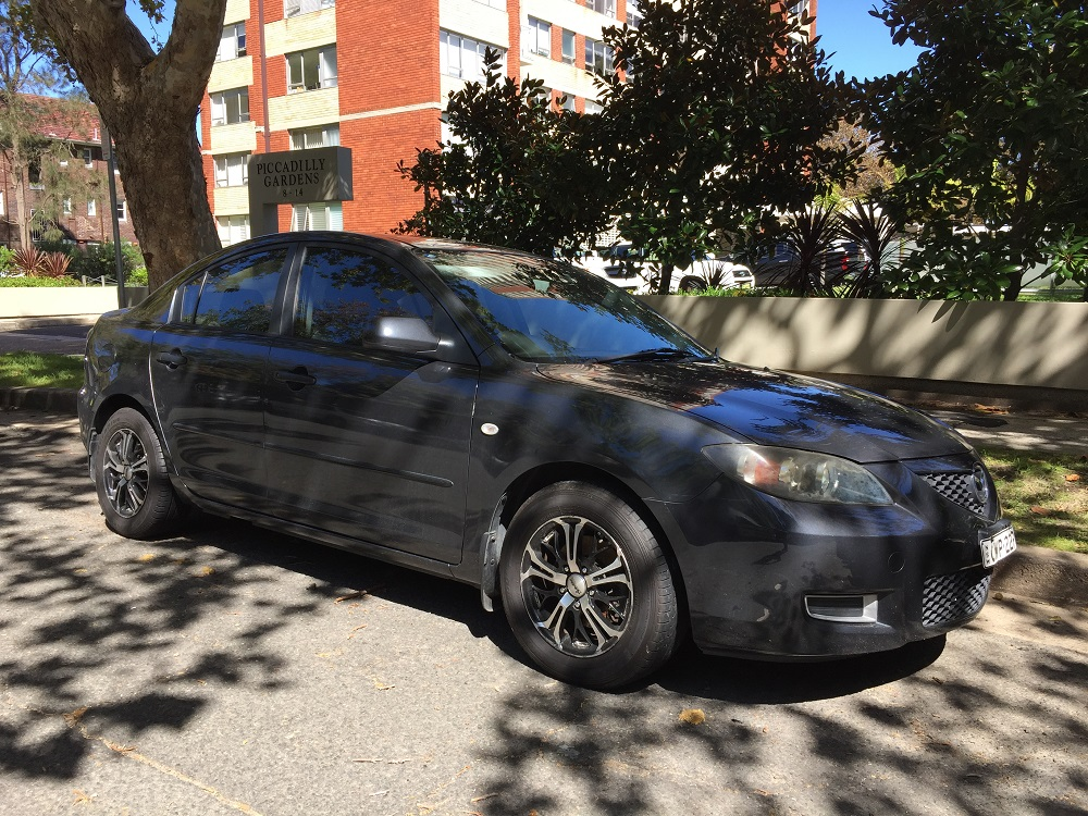 Picture of Sally's 2007 Mazda 3A