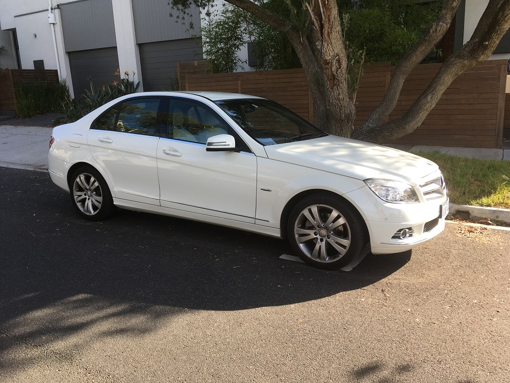 Picture of Steven's 2008 Mercedes-Benz C200 Avantgarde Kompressor