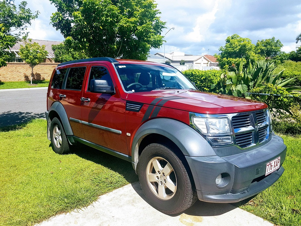 Picture of Jerome's 2009 Dodge Nitro