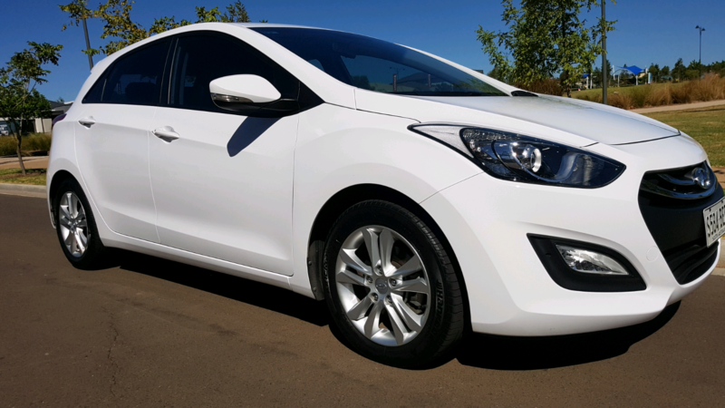 Picture of Simon's 2014 Hyundai i30 SE