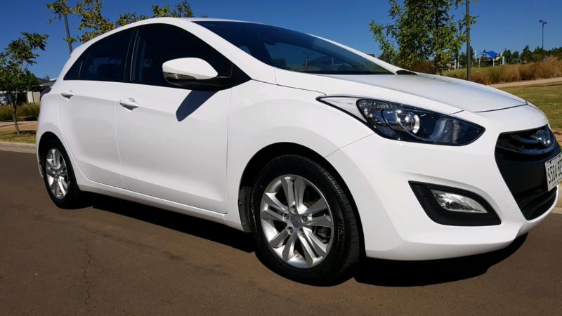 Picture of Simon's 2014 Hyundai i30 SE