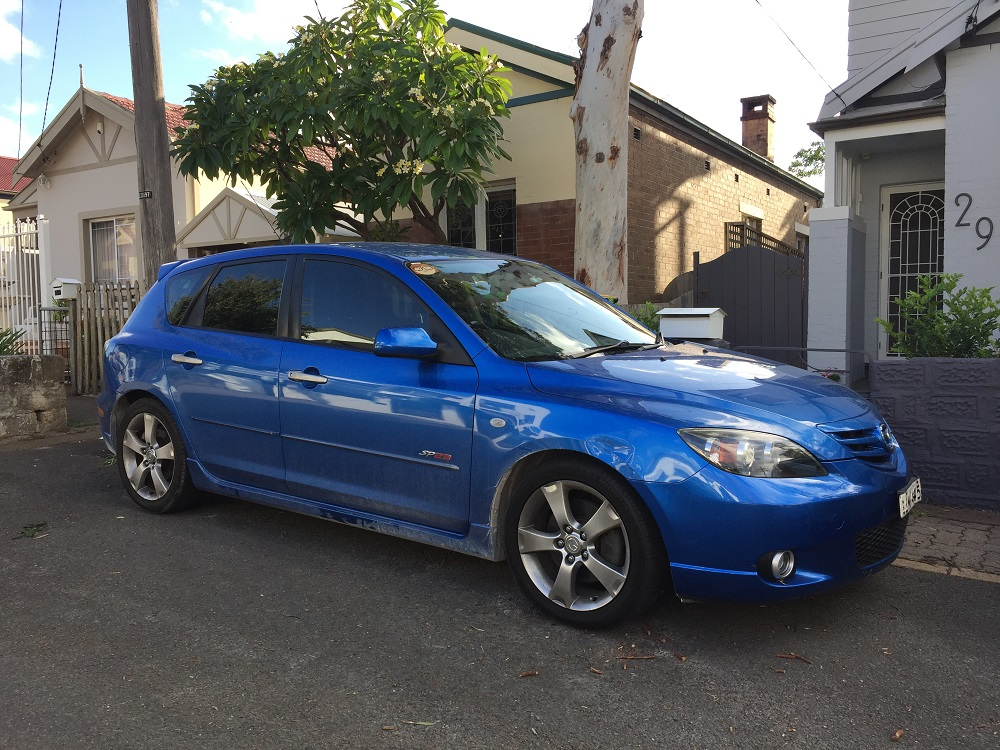 Picture of Russel's 2005 Mazda 3A03B