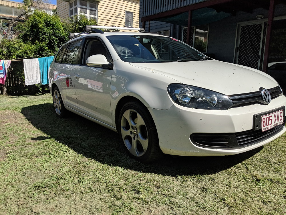 Picture of Nic's 2011 Volkswagen Golf