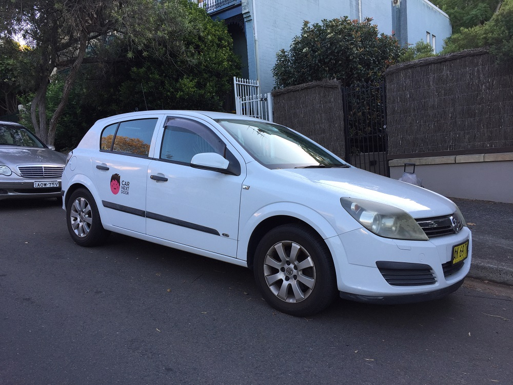 Picture of Marc's 2006 Holden AH Astra