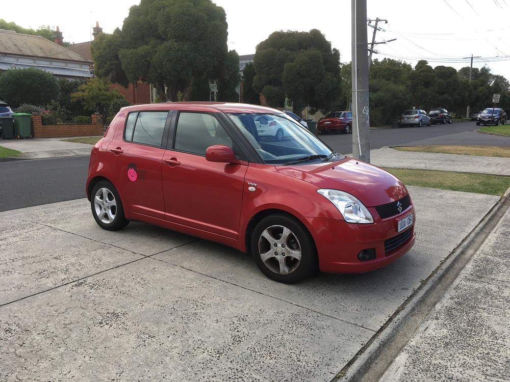 Picture of Cassie's 2007 Suzuki Swift S