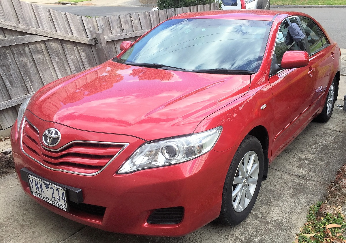 Picture of Khyber's 2011 Toyota Camry