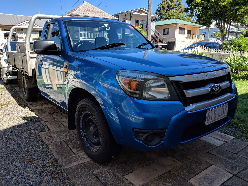 Picture of David's 2009 Ford Ranger