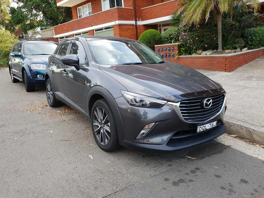 Picture of Chloe's 2017 Mazda Cx3