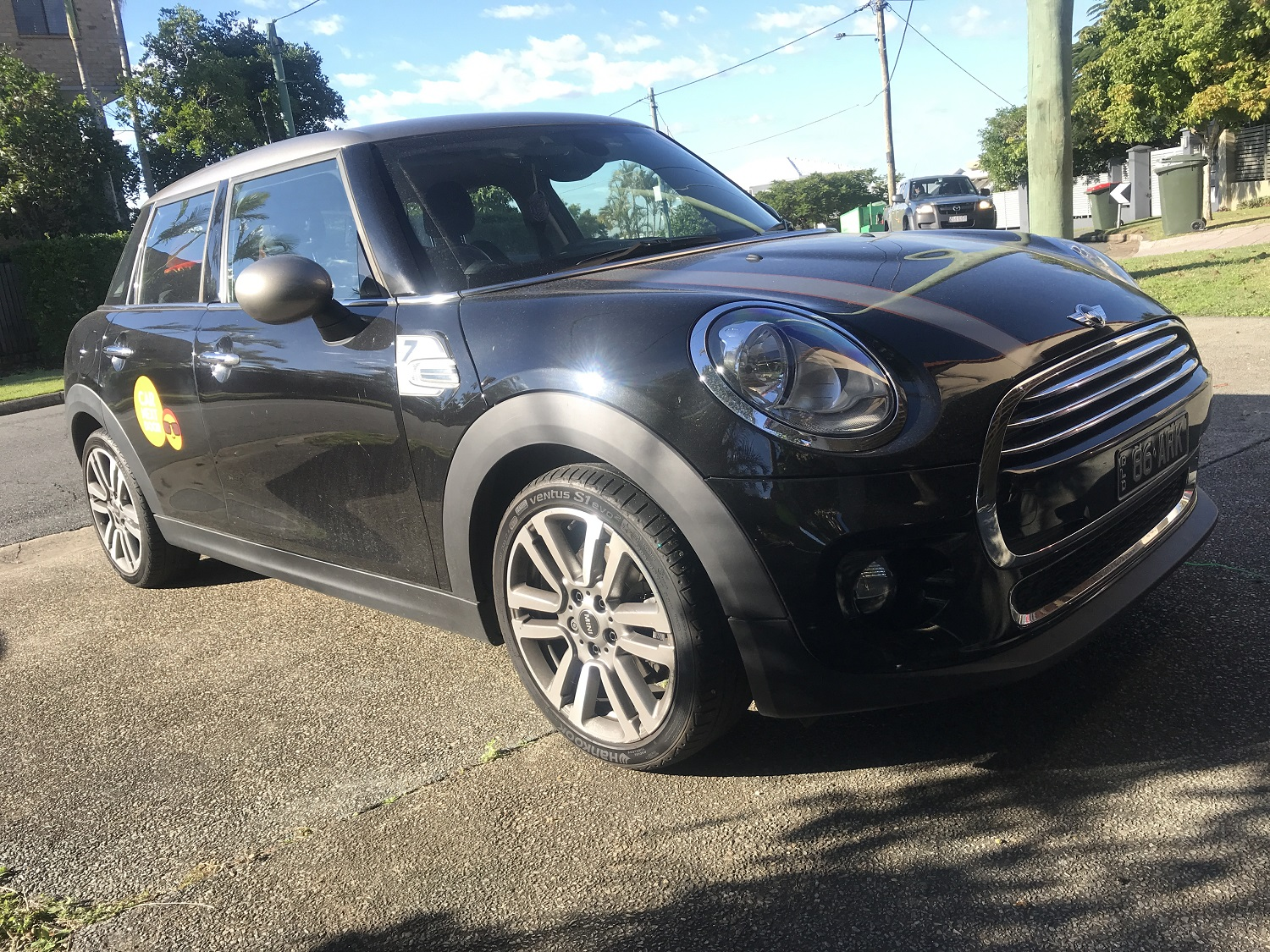 Picture of Onkar Singh's 2017 Mini Cooper Hatchback