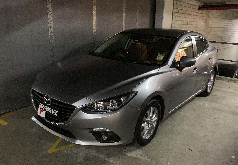 Picture of Venkata Soma Sekhar's 2015 Mazda 3